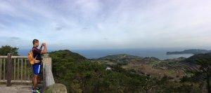 平の辻農村公園からの眺め