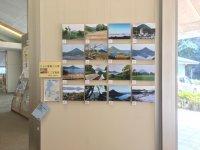 富嶽十六景写真展の様子