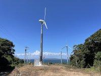 津崎の風車