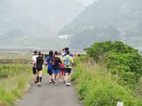 志佐川沿い
